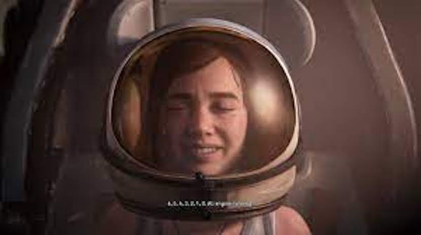 Ellie goes to Space Oddity with Bowie
